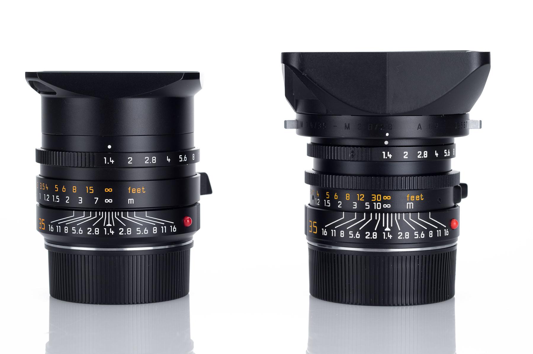 Leica Summilux 35 Pre Asph usato in Italia   vedi tutte i ...