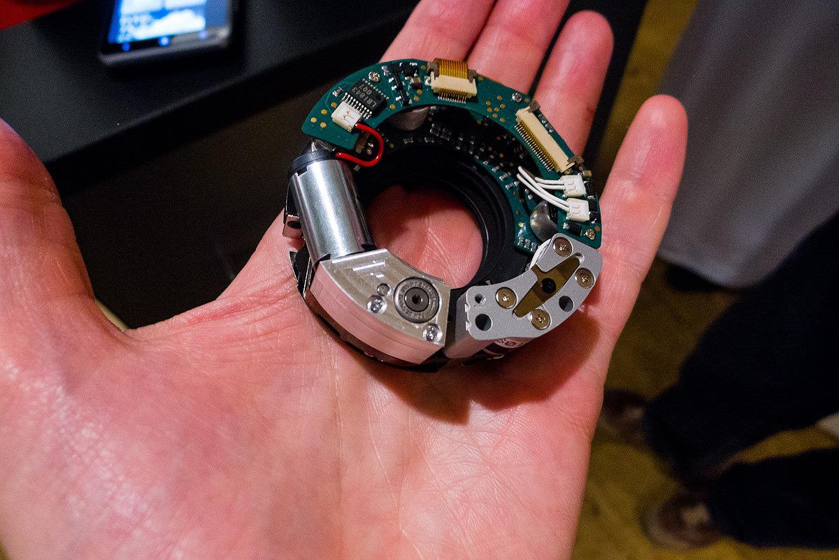 CS mechanism
