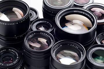 Leica Lens Shot