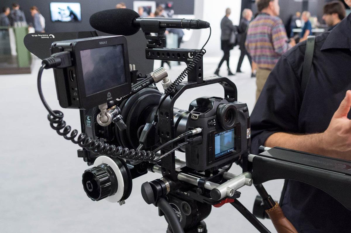 Full video rig