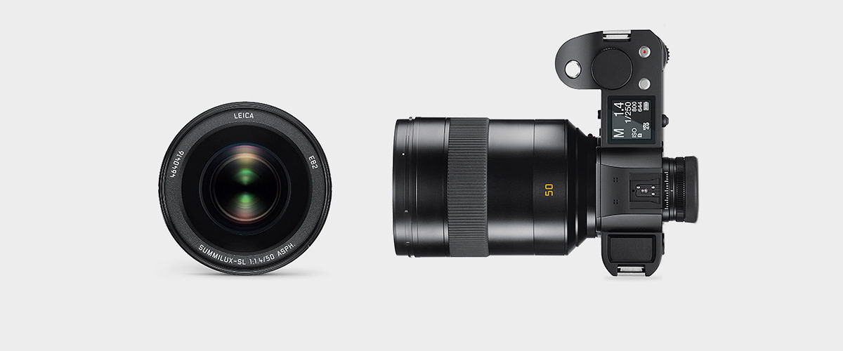 Leica Officially Announces Summilux-SL 50mm f/1.4 ASPH for SL System