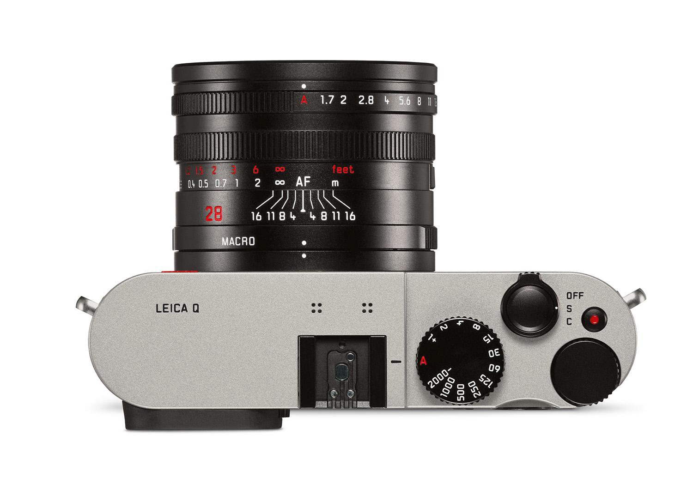 Leica Announces Q (Typ 116) Titanium Gray | Red Dot Forum