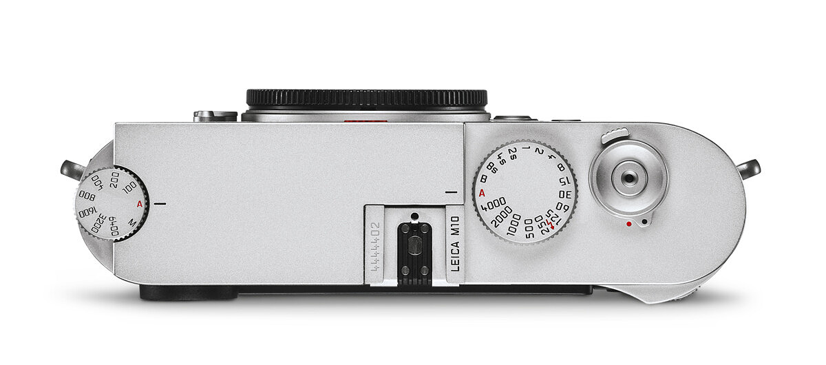 20001_Leica M10_silver_without lens_top_RGB
