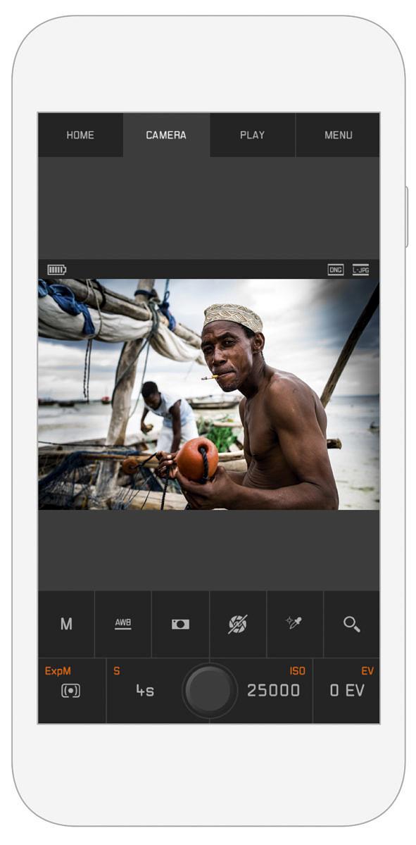 Leica M App