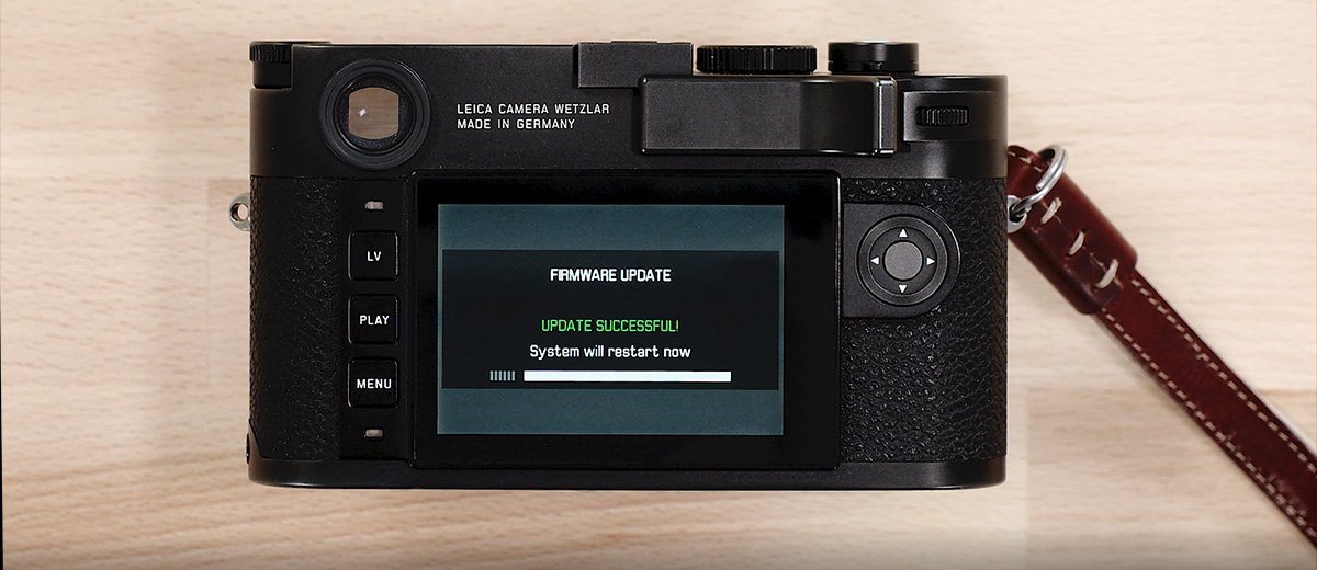 M10 firmware update video RDF banner 1
