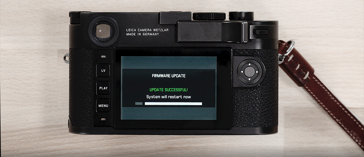 M10 firmware update video RDF banner 2