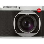 Leica Q silver_lens hood_front