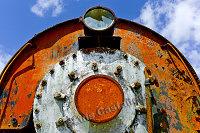 D6813 Railroad Museum. Miami. Florida. USA