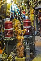 D9824 Antiques Shop. Miami. Florida. USA