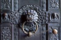 457 Hohenzollern Door