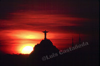 Corcovado. Rio de Janeiro. Brazil