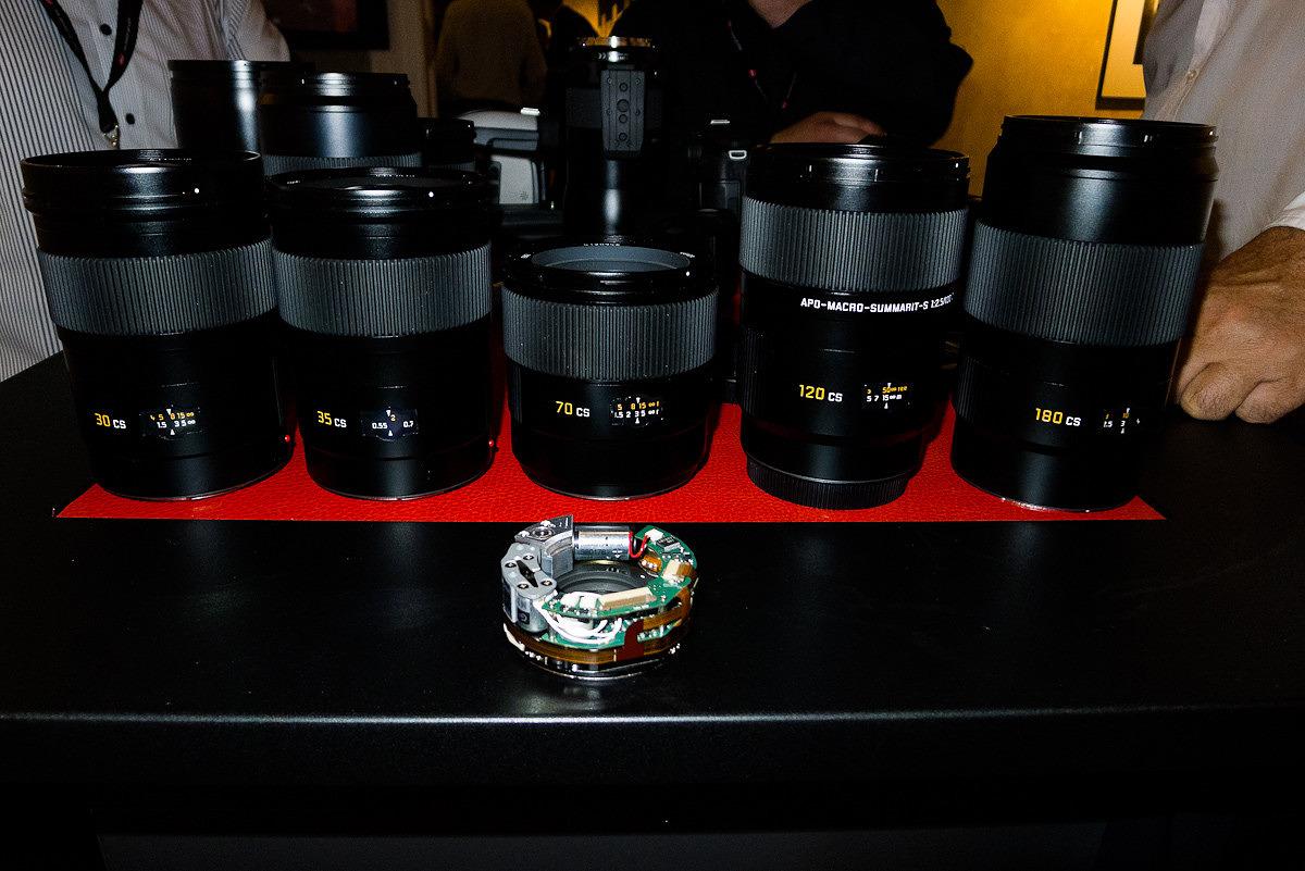 All the CS lenses