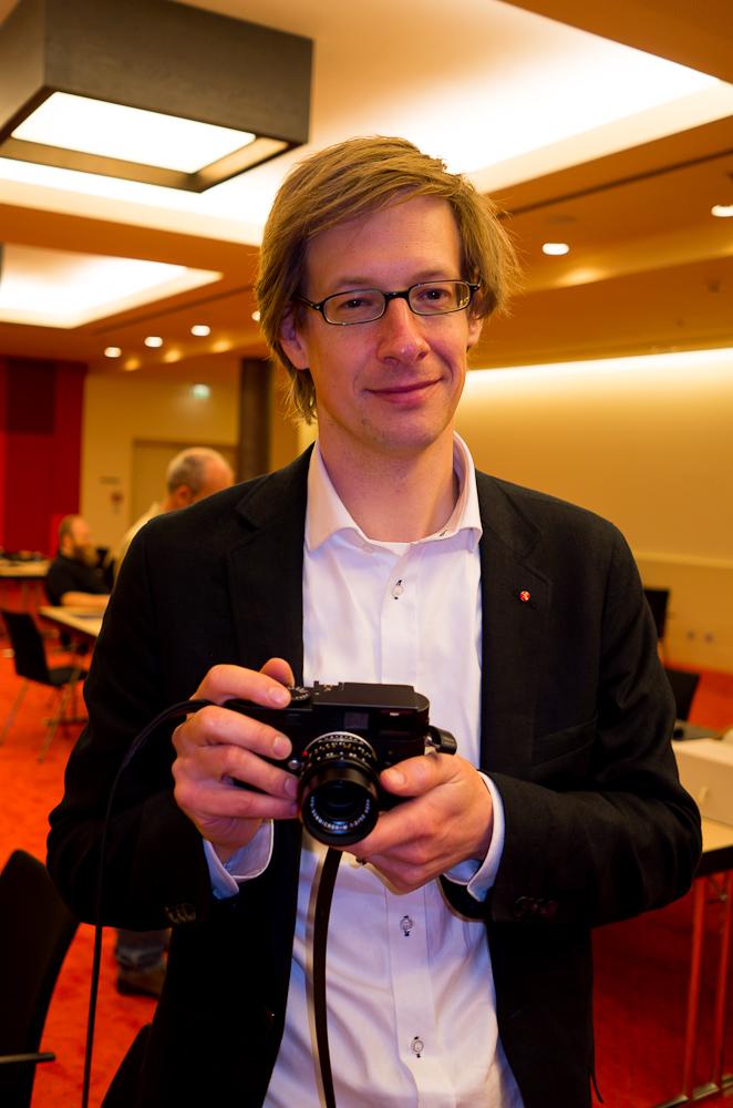 M Product Manager Jesko von Oeynhausen