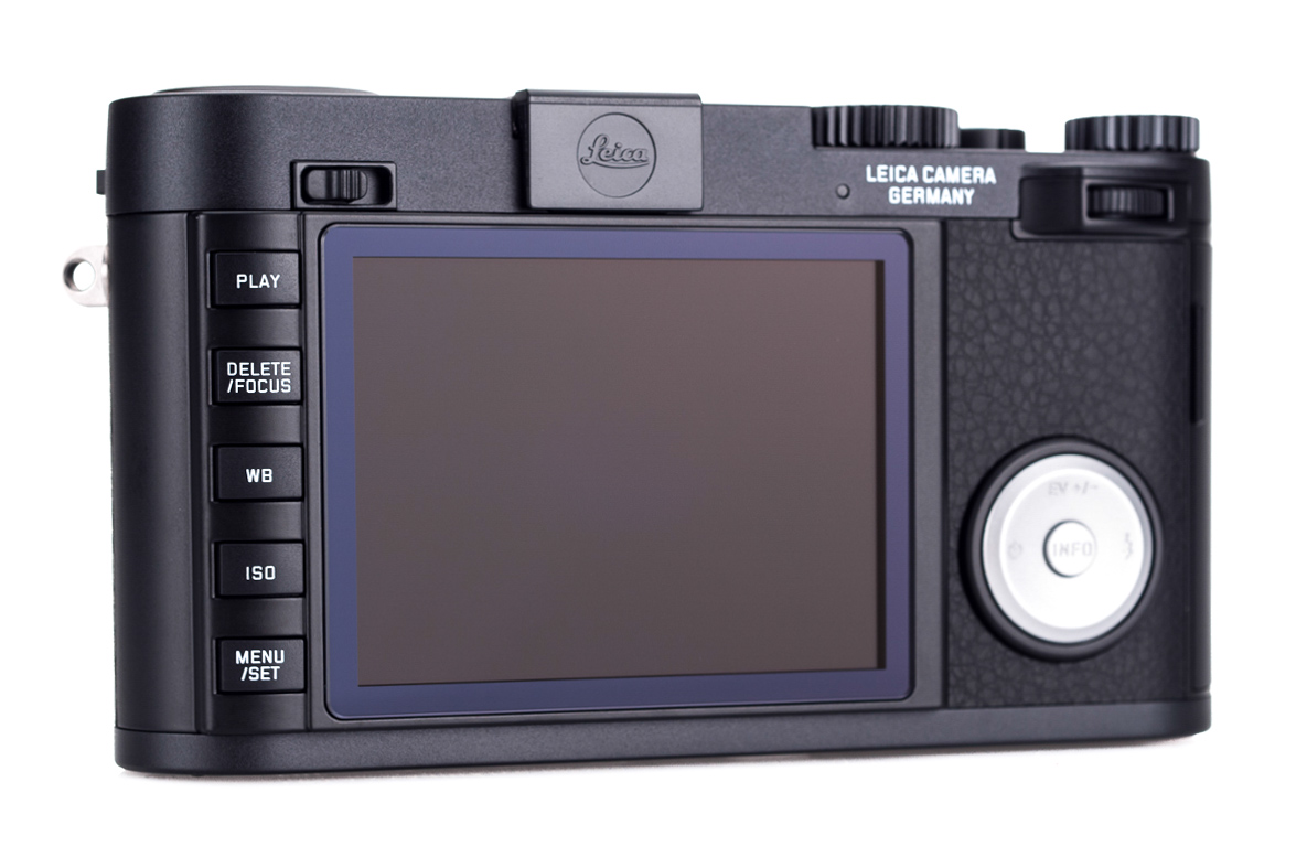 """3"""" LCD and M-type controls"""
