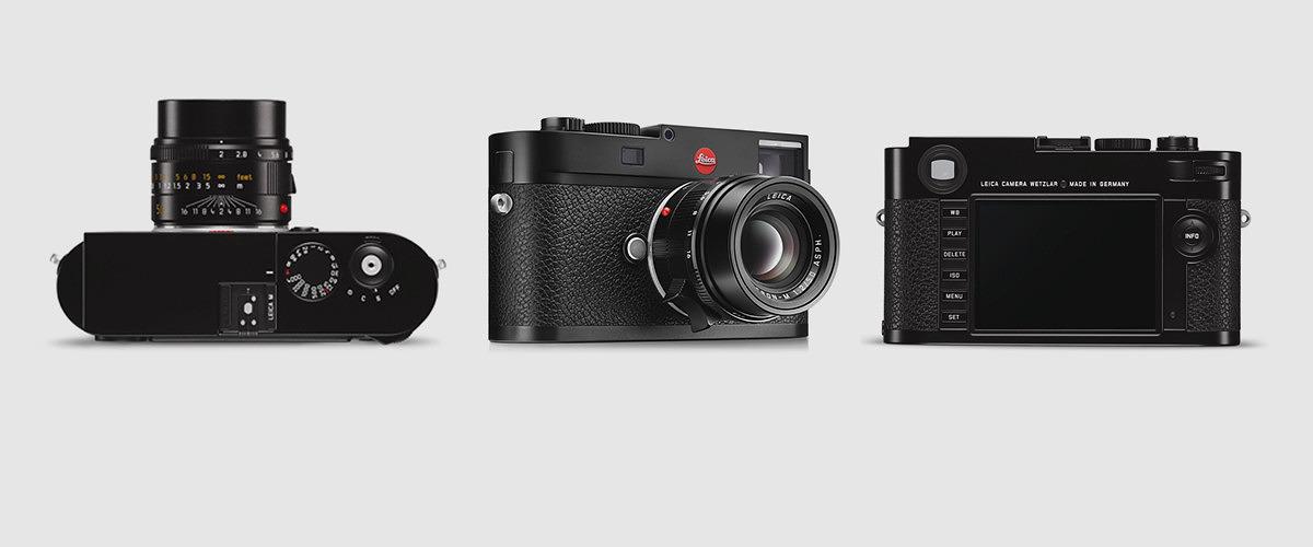 New Leica M (Typ 262) Delivers the Essential Digital Rangefinder ...