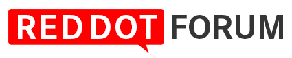 Red Dot Forum logo