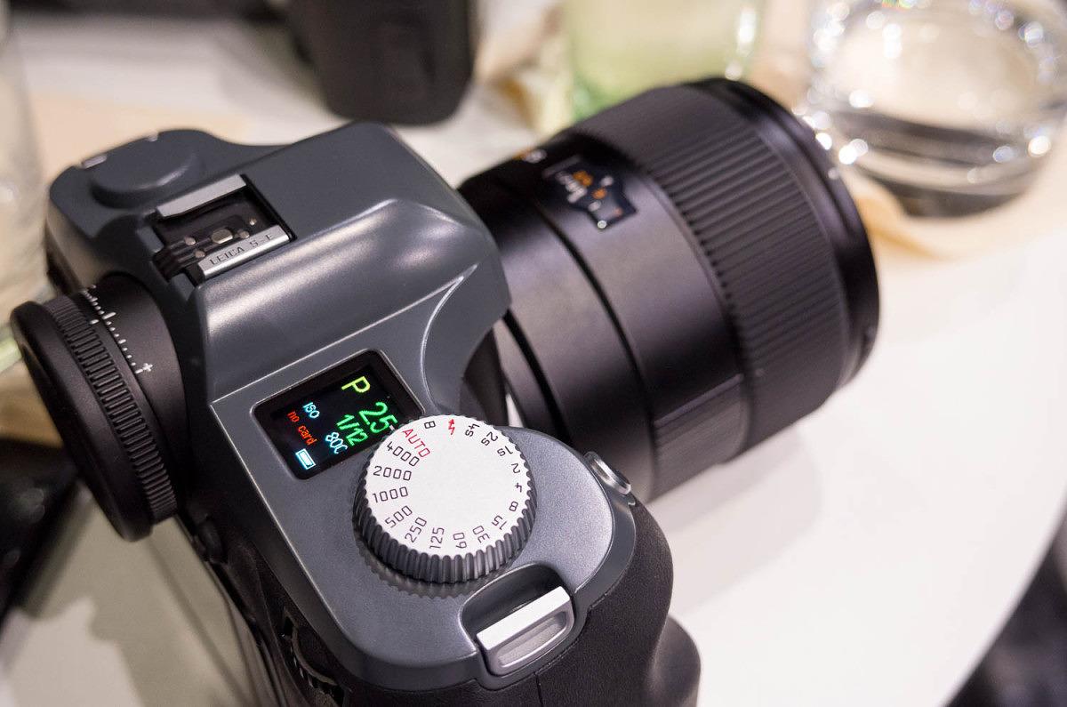 Leica S-E