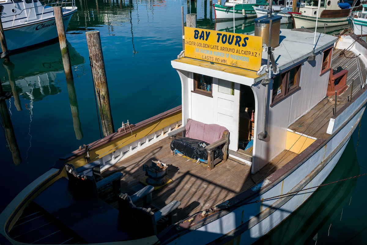 Bay Boat Tour - 1