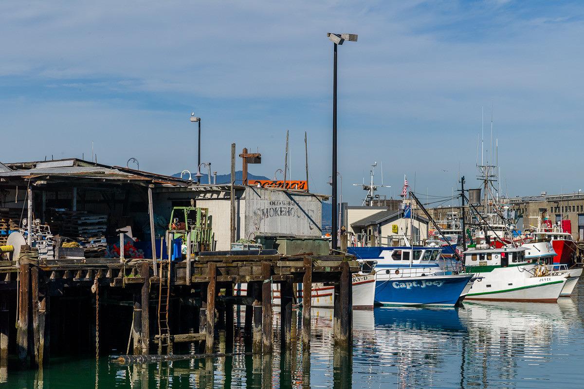 Fishing Dock - 1