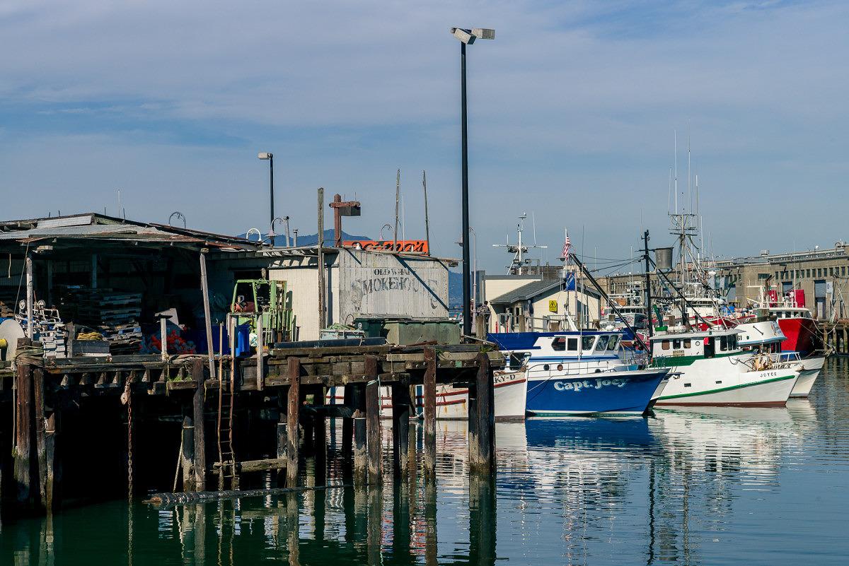 Fishing Dock - 2