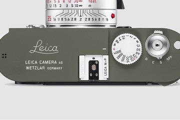 Leica M-P_Special Edition Safari_top - featured