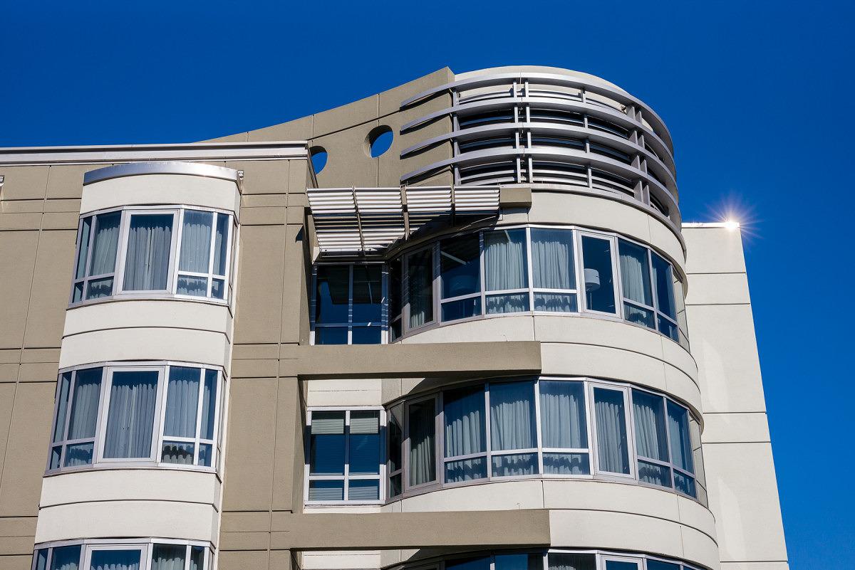 Modern Building - 1