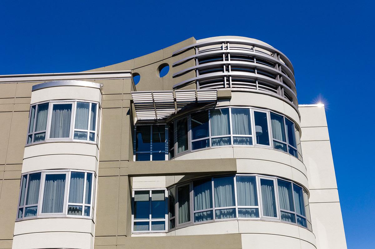 Modern Building - 2