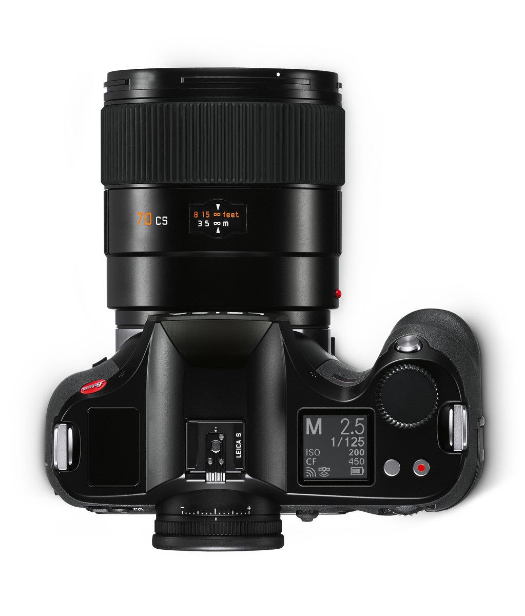 Leica S_Typ 007_top