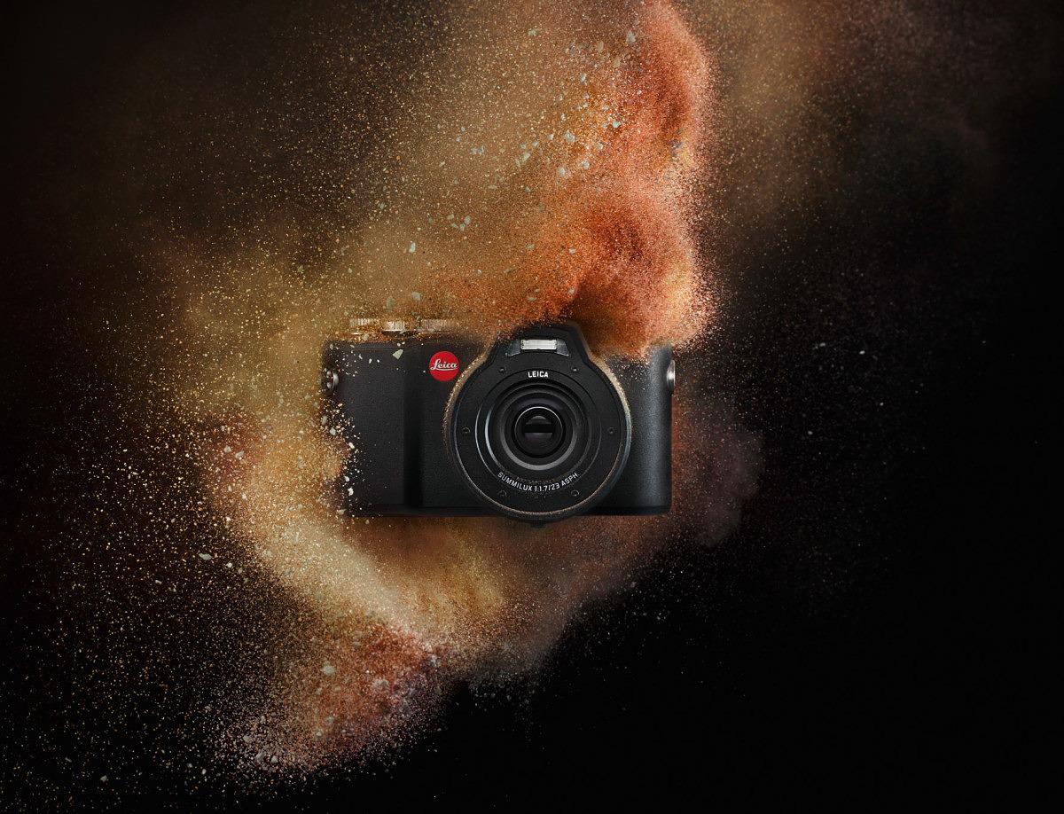 Leica X-U_sand