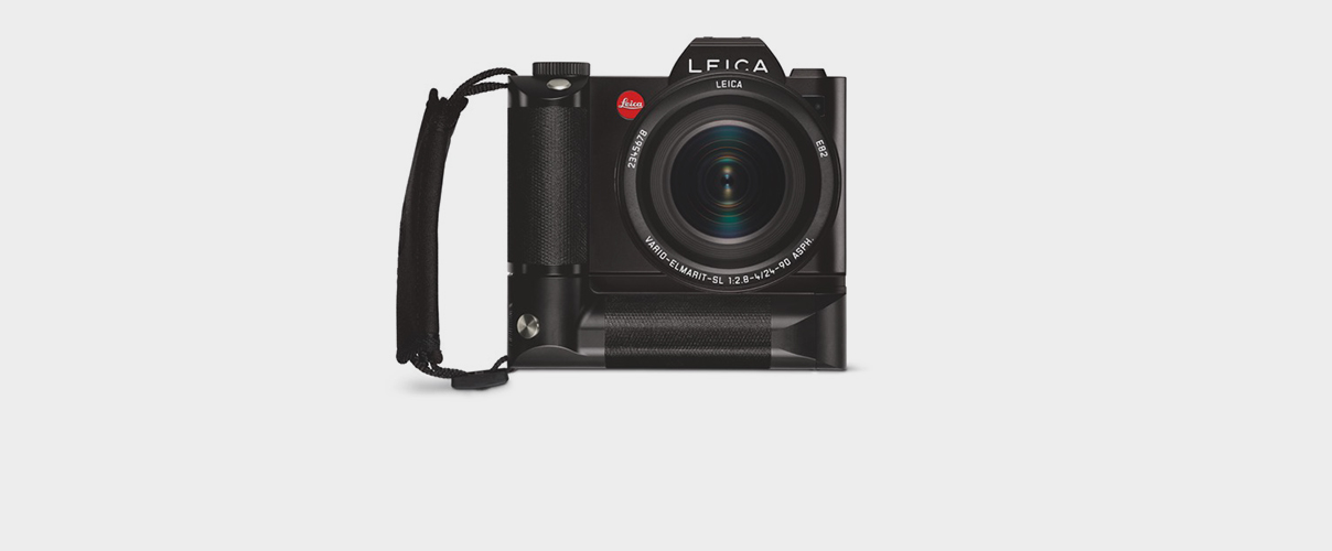 Leica Announces HG-SCL 4 Multifunction Handgrip for SL (Typ 601)