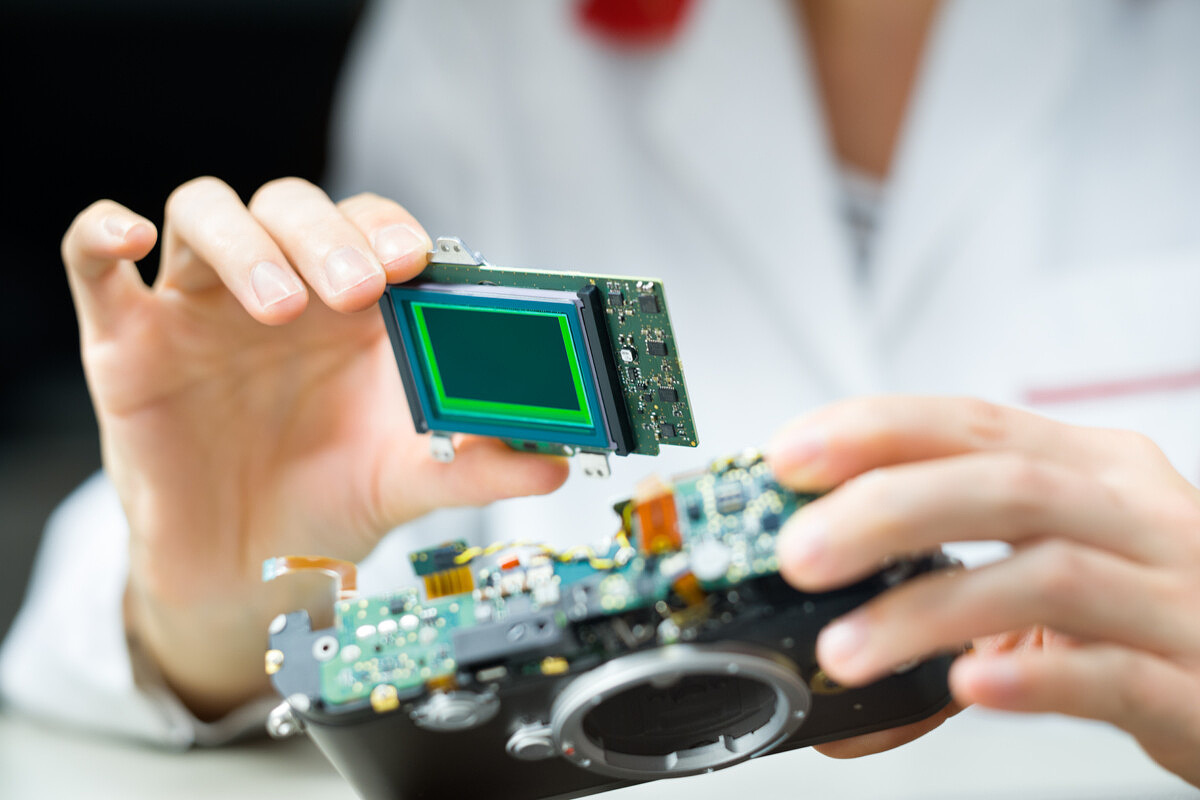 New 24MP CMOS sensor at the heart of the M10