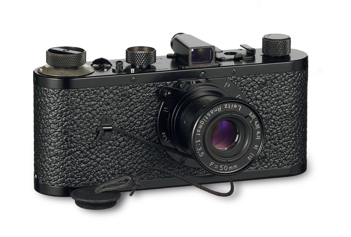 Ur Leica 50 Anastigmat