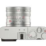 Leica Q silver_top