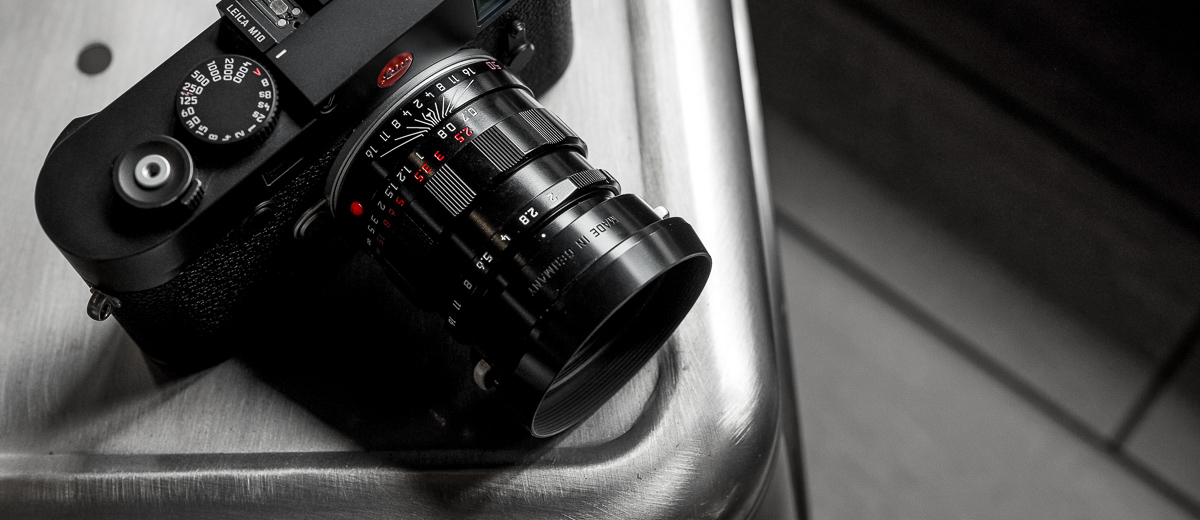 Leica Introduces Apo Summicron M 50mm F 2 Asph Lhsa Special Edition