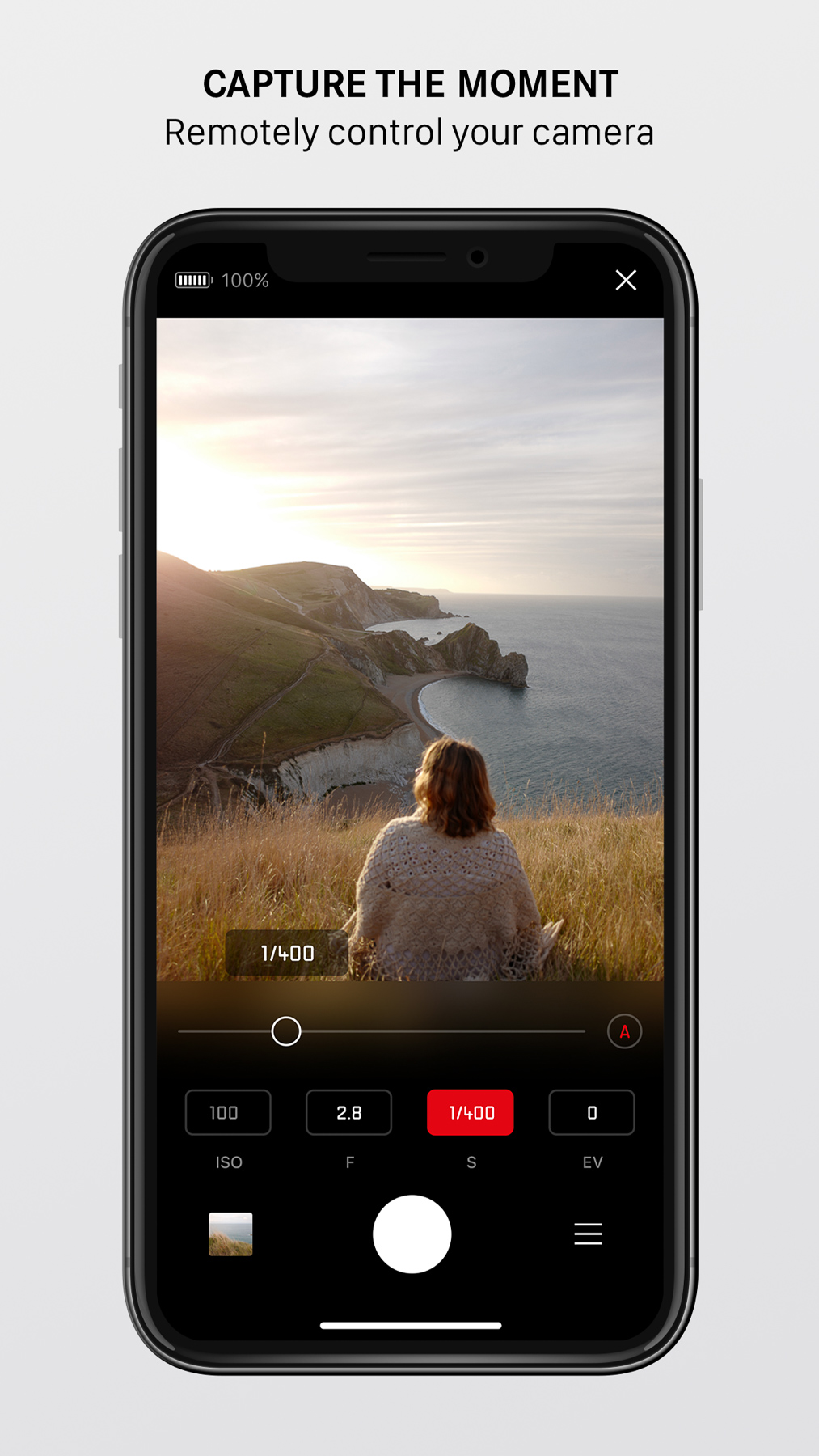 Leica Releases New FOTOS App for Wi-Fi Connectivity   Red