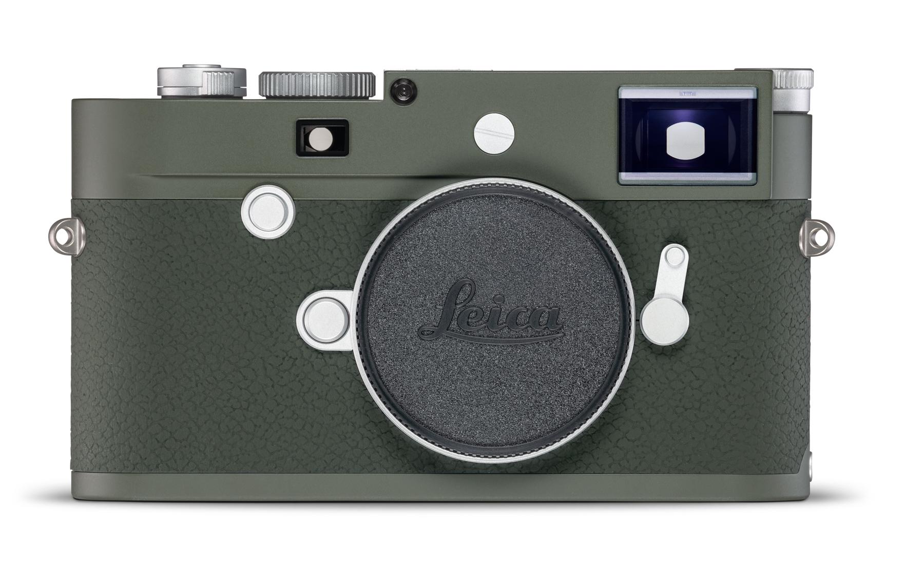Leica Announces M10-P & 50mm f/2 'Safari' Editions