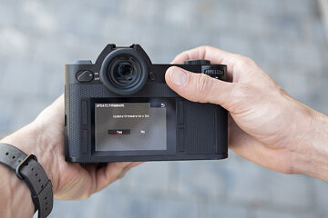 Leica Releases New Firmware for Full Range of Digital M