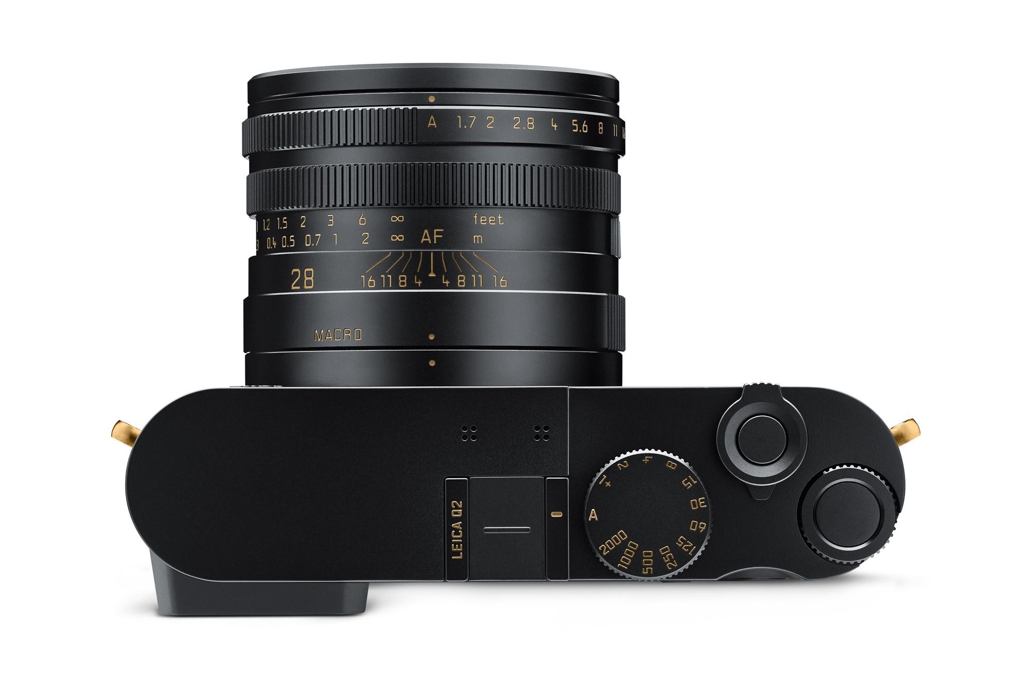 Leica Q2 'Daniel Craig x Greg Williams'