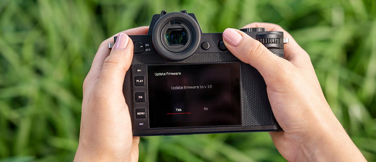 New Firmware for Leica SL2, SL2-S, SL 601, SL Lenses | Red Dot Forum