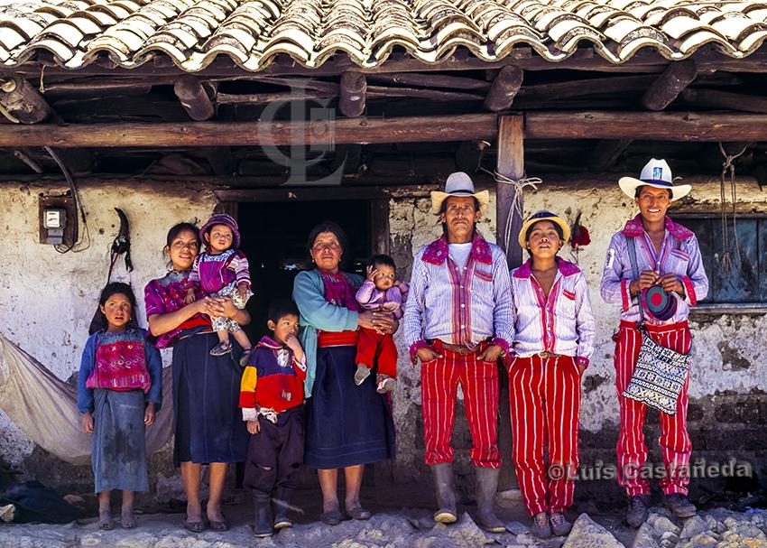 mayan-family