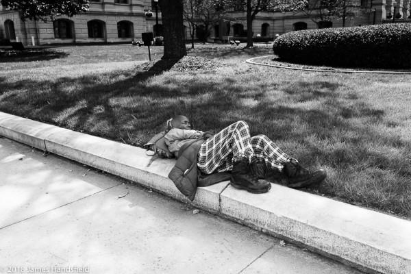Capital Square - Nap Time