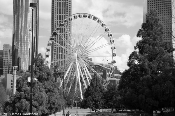 Centennial Park Ferris Wheel