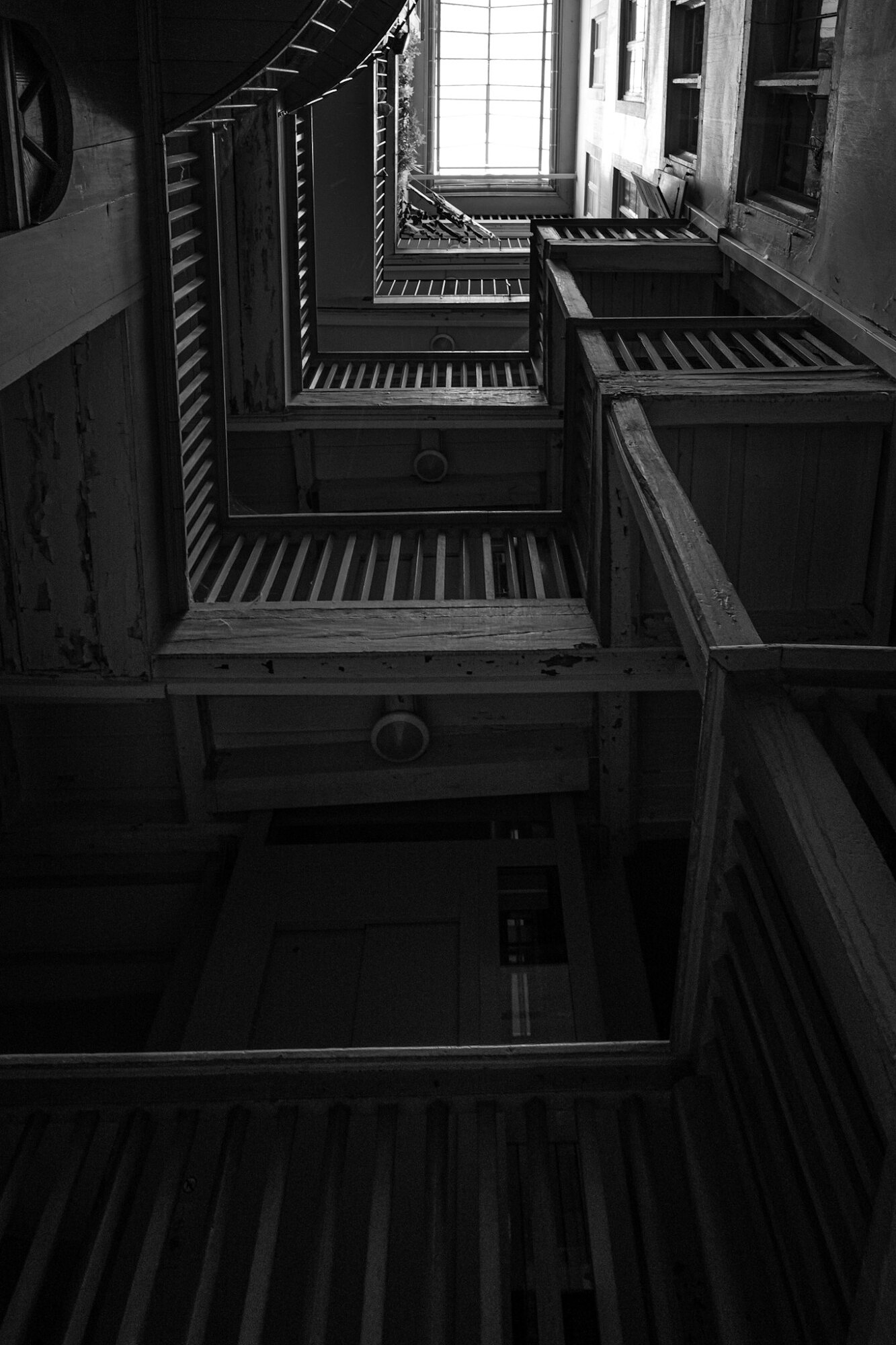 old-staircase